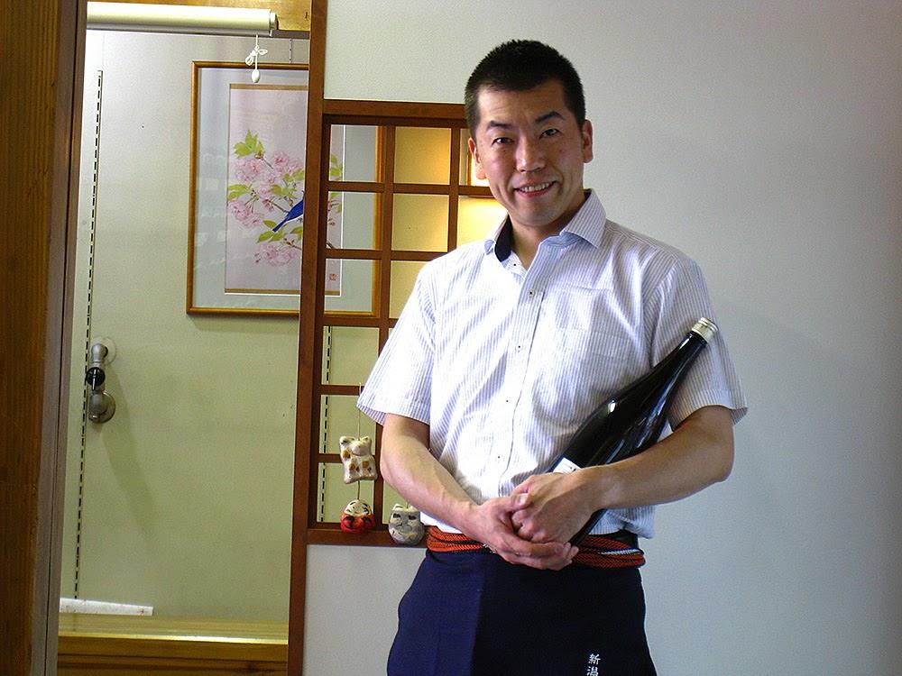横川酒店 店主・横川幸雄